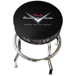Fender Custom Shop Pinstripe Barstool - 24""