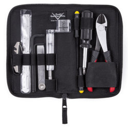 Fender Custom Shop Tool Kit by CruzTools - Black