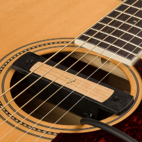 View larger image of Fender Cypress Single-Coil Acoustic Soundhole Pickup - Natural