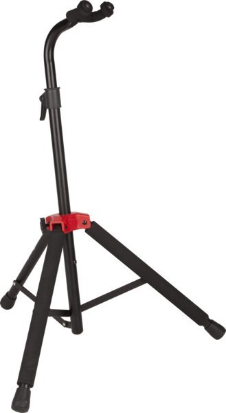View larger image of Fender Deluxe Hanging Guitar Stand - Black/Red