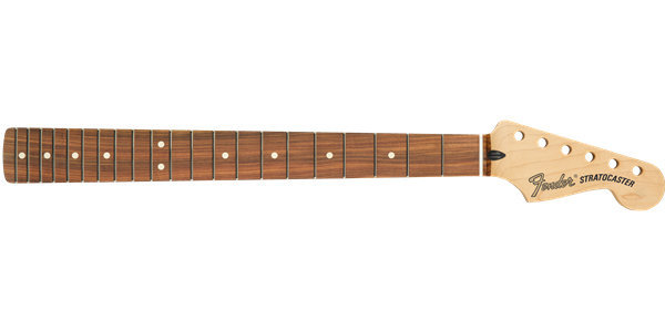 View larger image of Fender Deluxe Series Stratocaster Neck - Pau Ferro