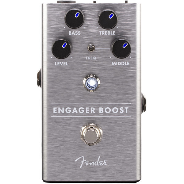 View larger image of Fender Engager Boost Pedal