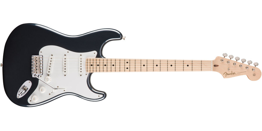 View larger image of Fender Eric Clapton Signature Stratocaster - Maple, Mercedes Blue