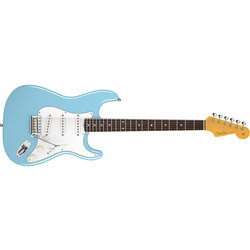Fender Eric Johnson Stratocaster - Rosewood, Tropical Turquoise