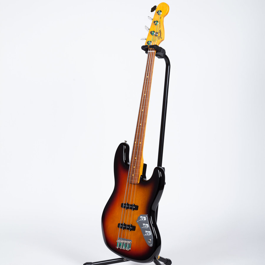 View larger image of Fender Jaco Pastorius Jazz Bass - Pau Ferro, 3-Color Sunburst
