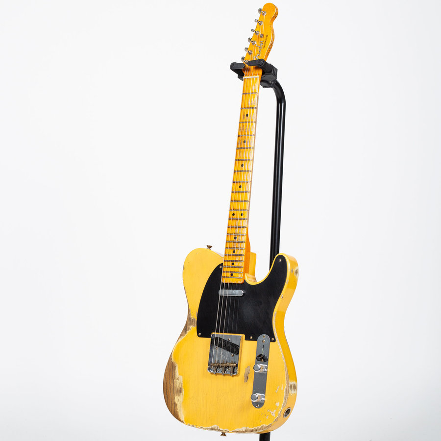 View larger image of Fender Limited Edition 70th Anniversary Broadcaster Heavy Relic Electric Guitar