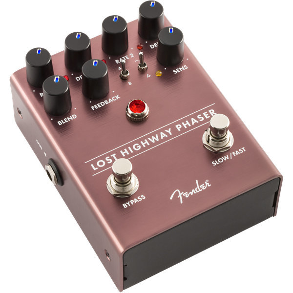 View larger image of Fender Lost Highway Phaser Pedal