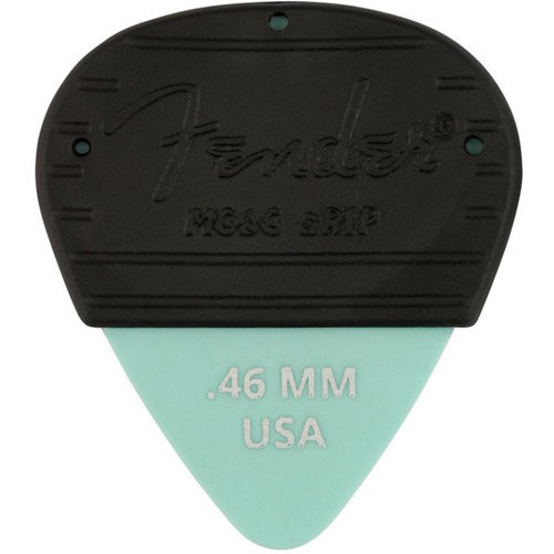 View larger image of Fender Mojo Pick Grip with Dura-Tone Delrin Pick - .46 mm, 3 Pack