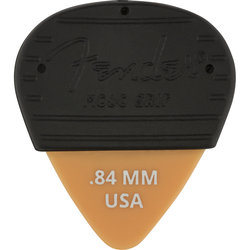 Fender Mojo Pick Grip with Dura-Tone Delrin Pick - .84 mm, 3 Pack