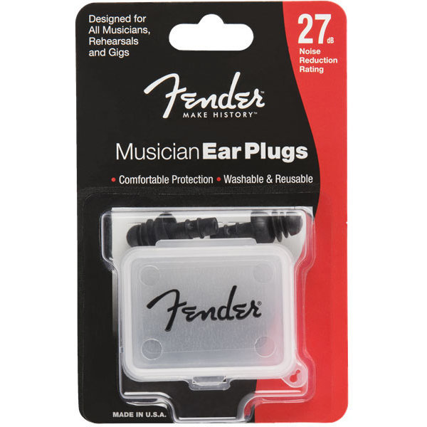 View larger image of Fender Musician Series Ear Plugs