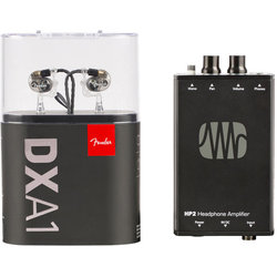 Fender MXA1 Bundle with DXA-1/HP2 Amp