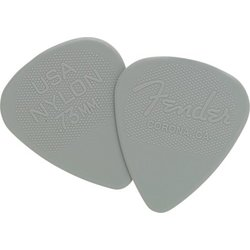 Fender Nylon Picks - .73 mm, 12 Pack