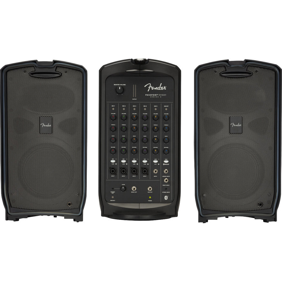 View larger image of Fender Passport Event Series 2 Portable PA System