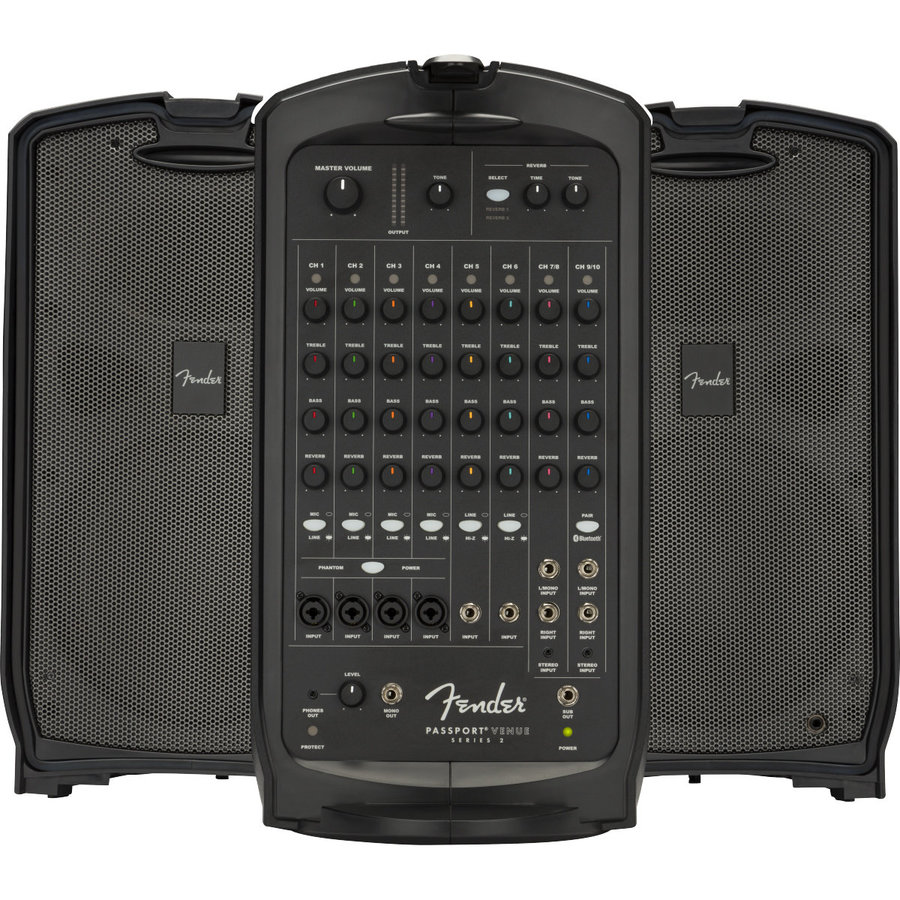 View larger image of Fender Passport Venue Series 2 Portable PA System