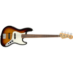 Fender Player Jazz Bass Fretless - Pau Ferro, 3-Color Sunburst