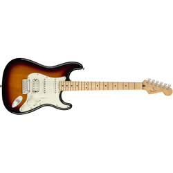 Fender Player Stratocaster HSS - Maple, 3-Color Sunburst