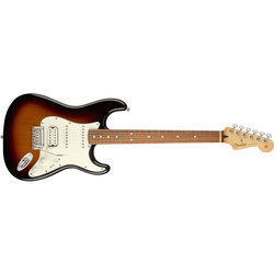 Fender Player Stratocaster HSS - Pau Ferro, 3-Color Sunburst