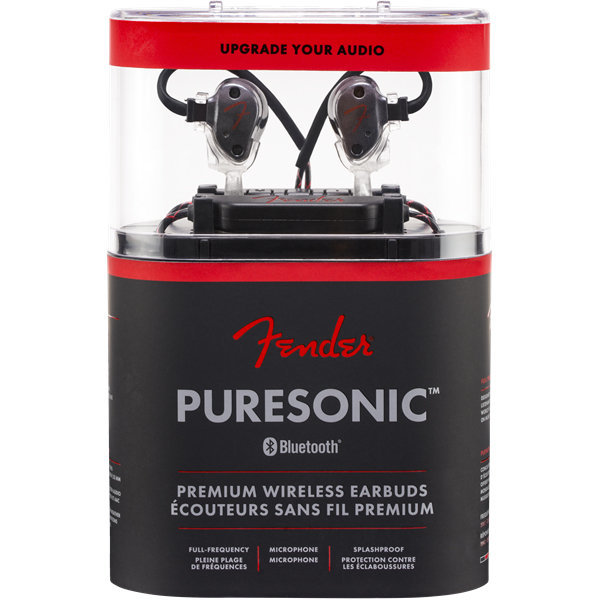View larger image of Fender Puresonic Premium Wireless Earbuds