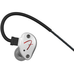 Fender PureSonic Wired Earbuds - Olympic Pearl