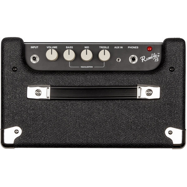 View larger image of Fender Rumble 15 Bass Combo Amp