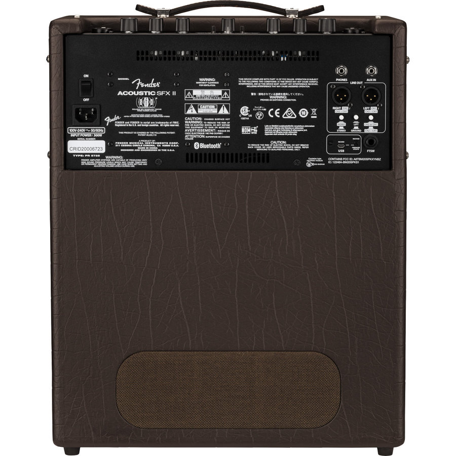 View larger image of Fender SFX II Acoustic Guitar Amp