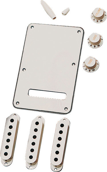 View larger image of Fender Stratocaster Accessory Kit - Parchment
