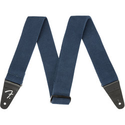 Fender Supersoft Guitar Strap - Blue