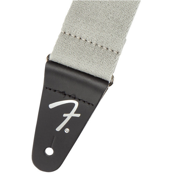 View larger image of Fender Supersoft Guitar Strap - Grey