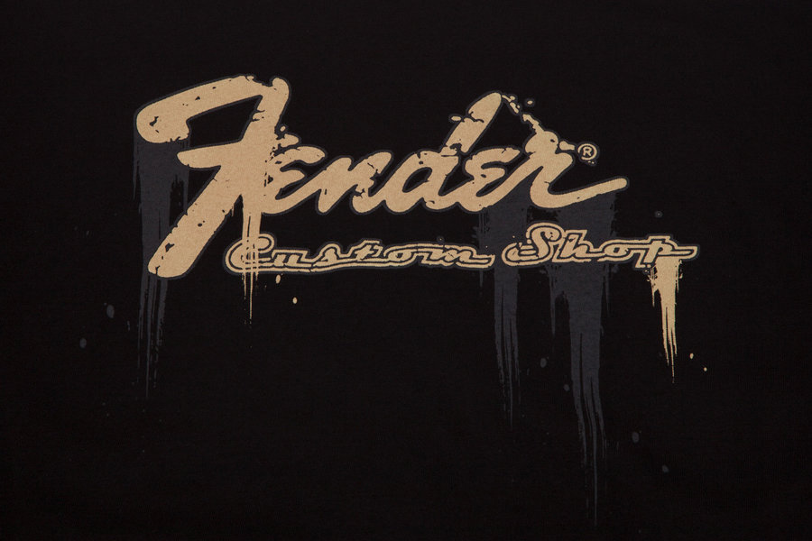 View larger image of Fender Taking Over Me T-Shirt - Large