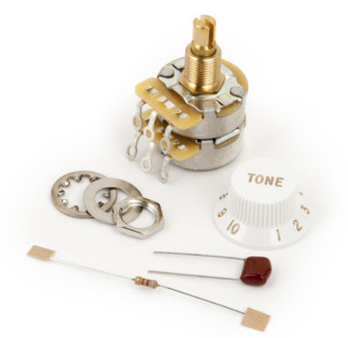 View larger image of Fender TBX Tone Control Potentiometer Kit