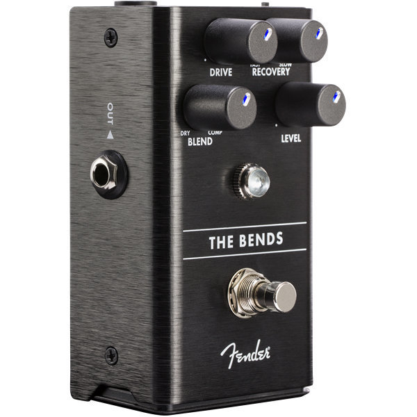 View larger image of Fender The Bends Compressor Pedal
