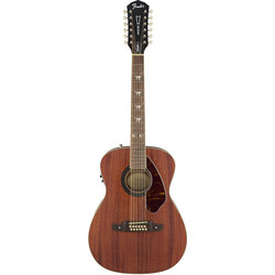 Fender Tim Armsgtrong Hellcat 12-String Acoustic-Electric Guitar - Walnut, Natural