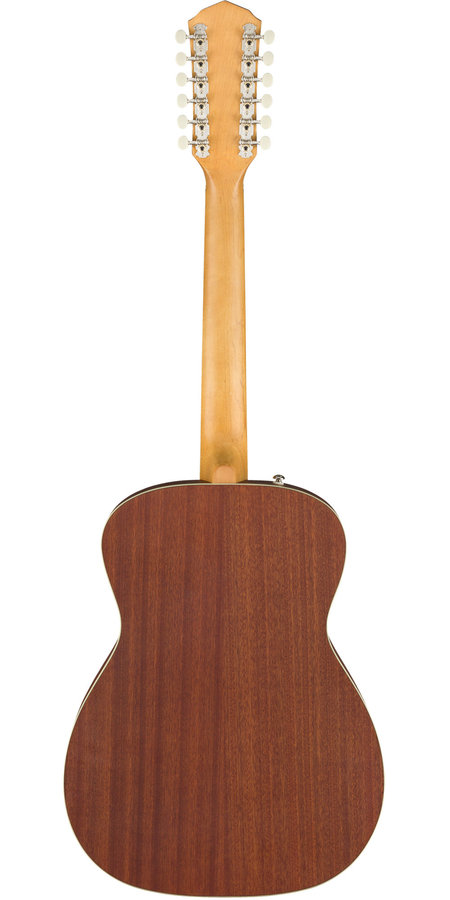 View larger image of Fender Tim Armsgtrong Hellcat 12-String Acoustic-Electric Guitar - Walnut, Natural
