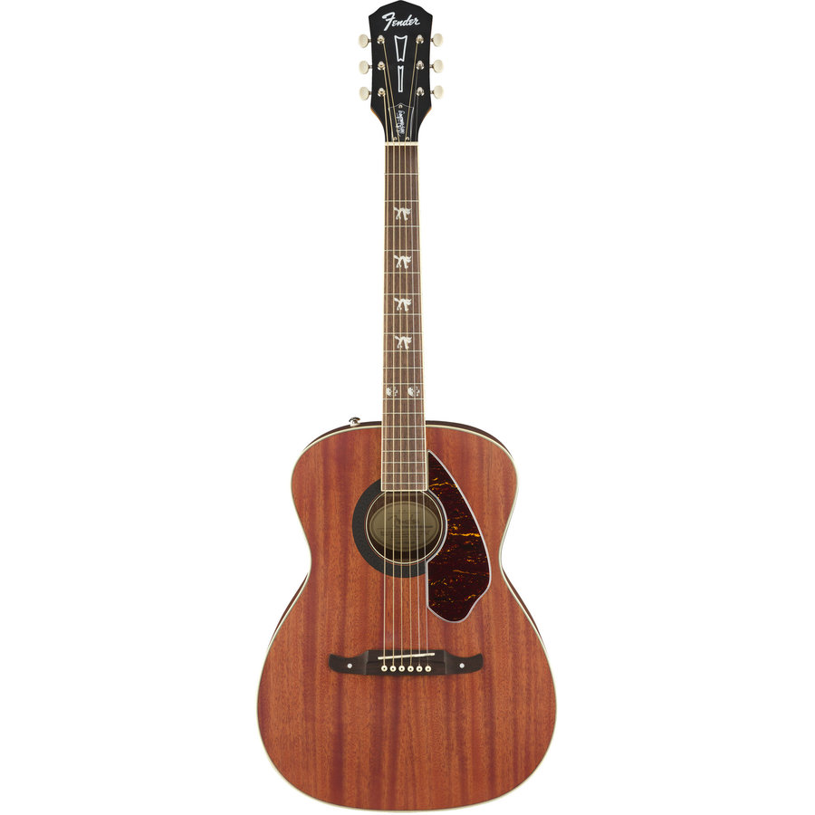 View larger image of Fender Tim Armsgtrong Hellcat Acoustic-Electric Guitar - Walnut, Natural