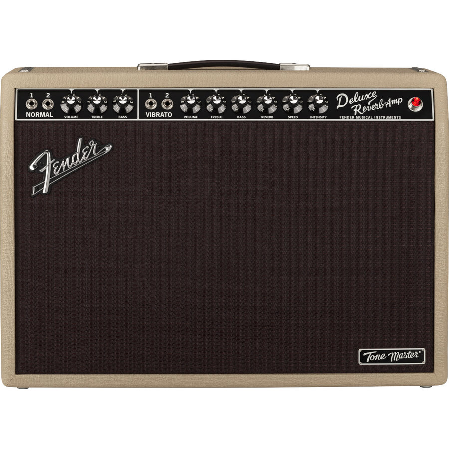 View larger image of Fender Tone Master Deluxe Reverb Amp - Blonde