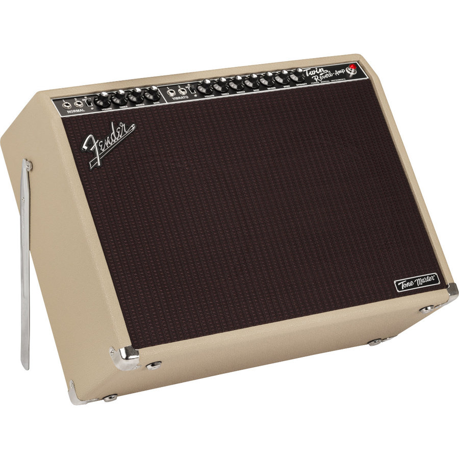 View larger image of Fender Tone Master Twin Reverb Amp - Blonde