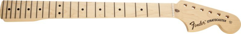 View larger image of Fender USA Stratocaster Neck with 70's Headstock - Maple