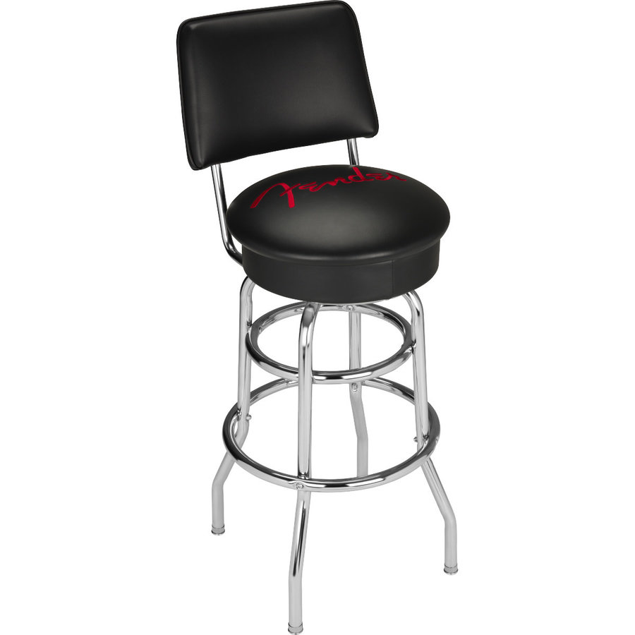 View larger image of Fender Vegan Leather Barstool - 34""