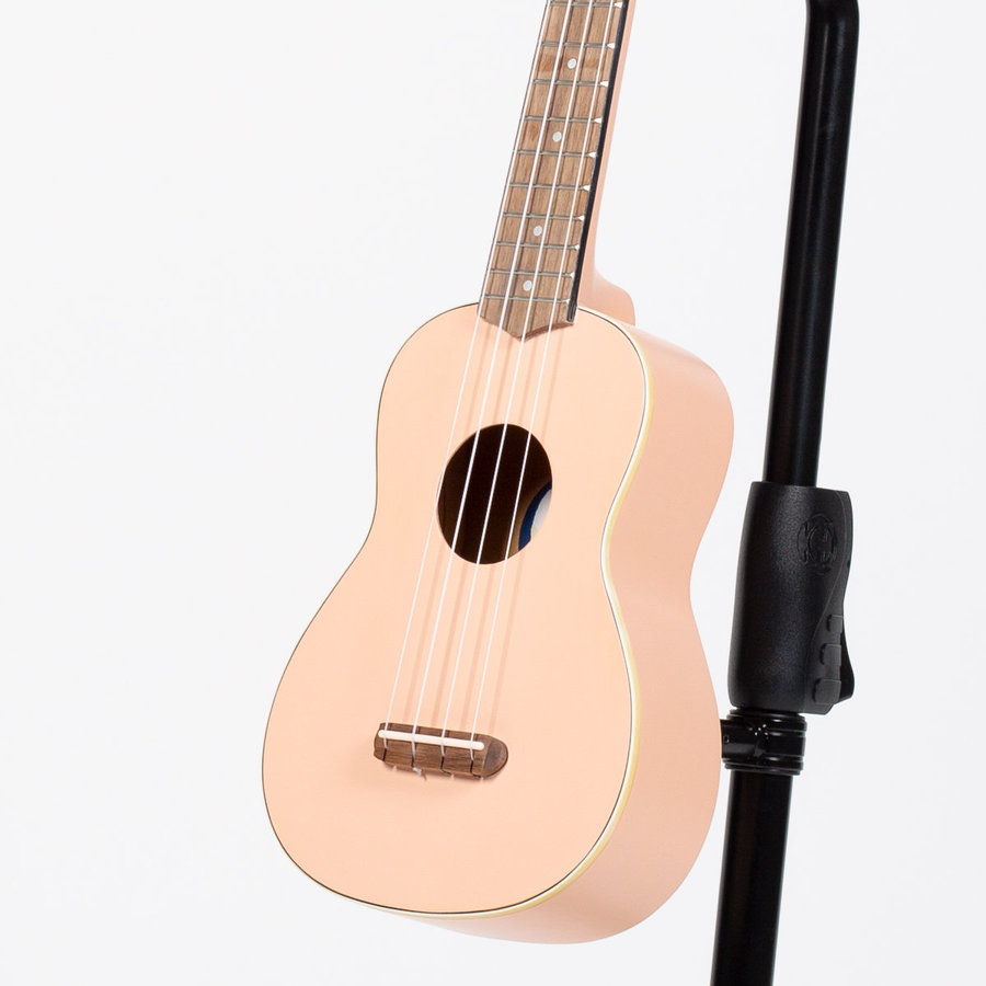 View larger image of Fender Venice Soprano Ukulele - Shell Pink