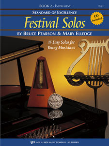 View larger image of Festival Solos Bk2 - Tenor Saxophone