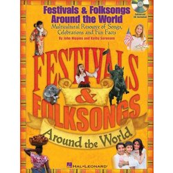 Festivals & Folksongs Around the World w/CD