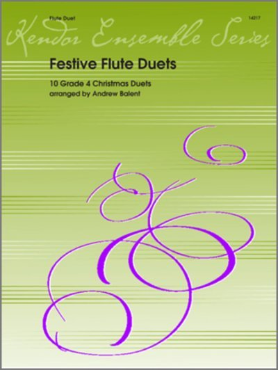 View larger image of Festive Flute Duets