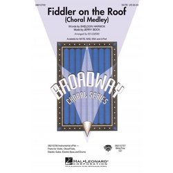 Fiddler on the Roof, SAB Parts