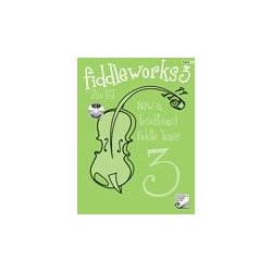 Fiddleworks 3 (Book/CD)