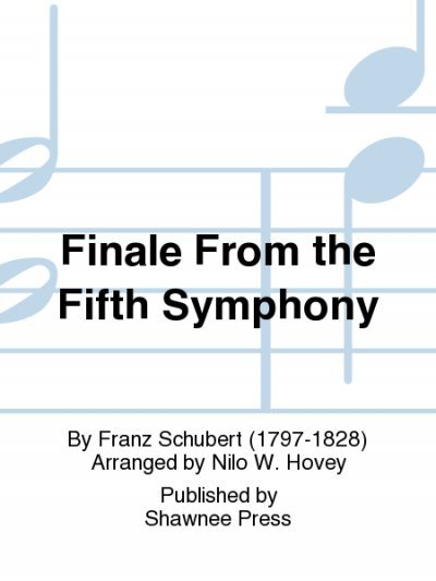 View larger image of Finale from the Fifth Symphony - Woodwind Choir