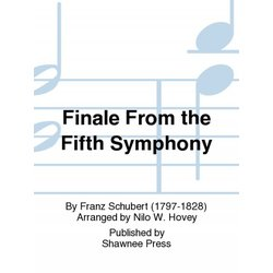 Finale from the Fifth Symphony - Woodwind Choir