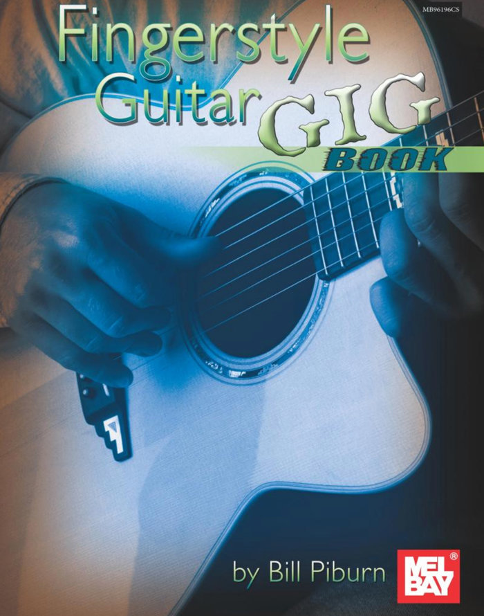 View larger image of Fingerstyle Guitar Gig Book