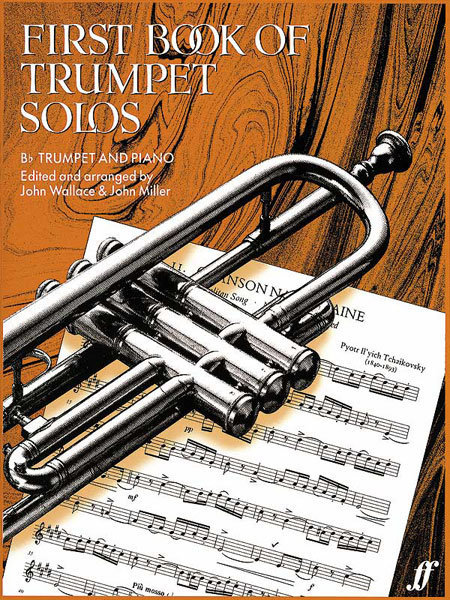 View larger image of First Book Of Trumpet Solos - Trumpet & Piano