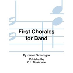First Chorales for Band - Oboe