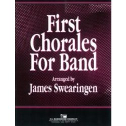 First Chorales for Band - Tuba